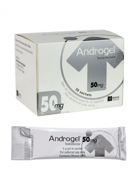 Androgel (testostérone)