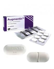 Augmentin (Amoxicillin & Clavulanate)