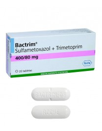 Bactrim (Trimethoprim & Sulfamethoxazole)
