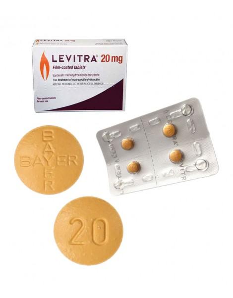Levitra 20 mg (Vardenafil)