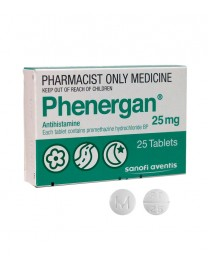Phenergan (Prométhazine)