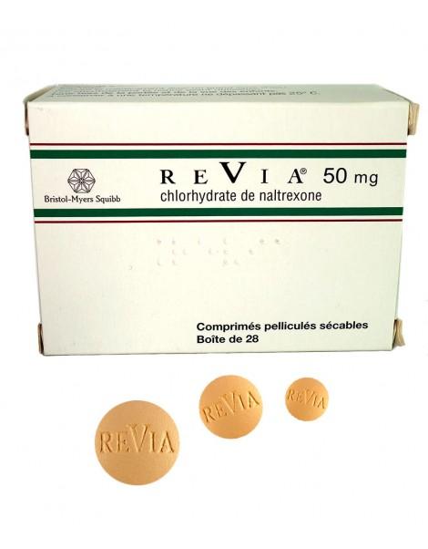 Revia (Naltrexone)